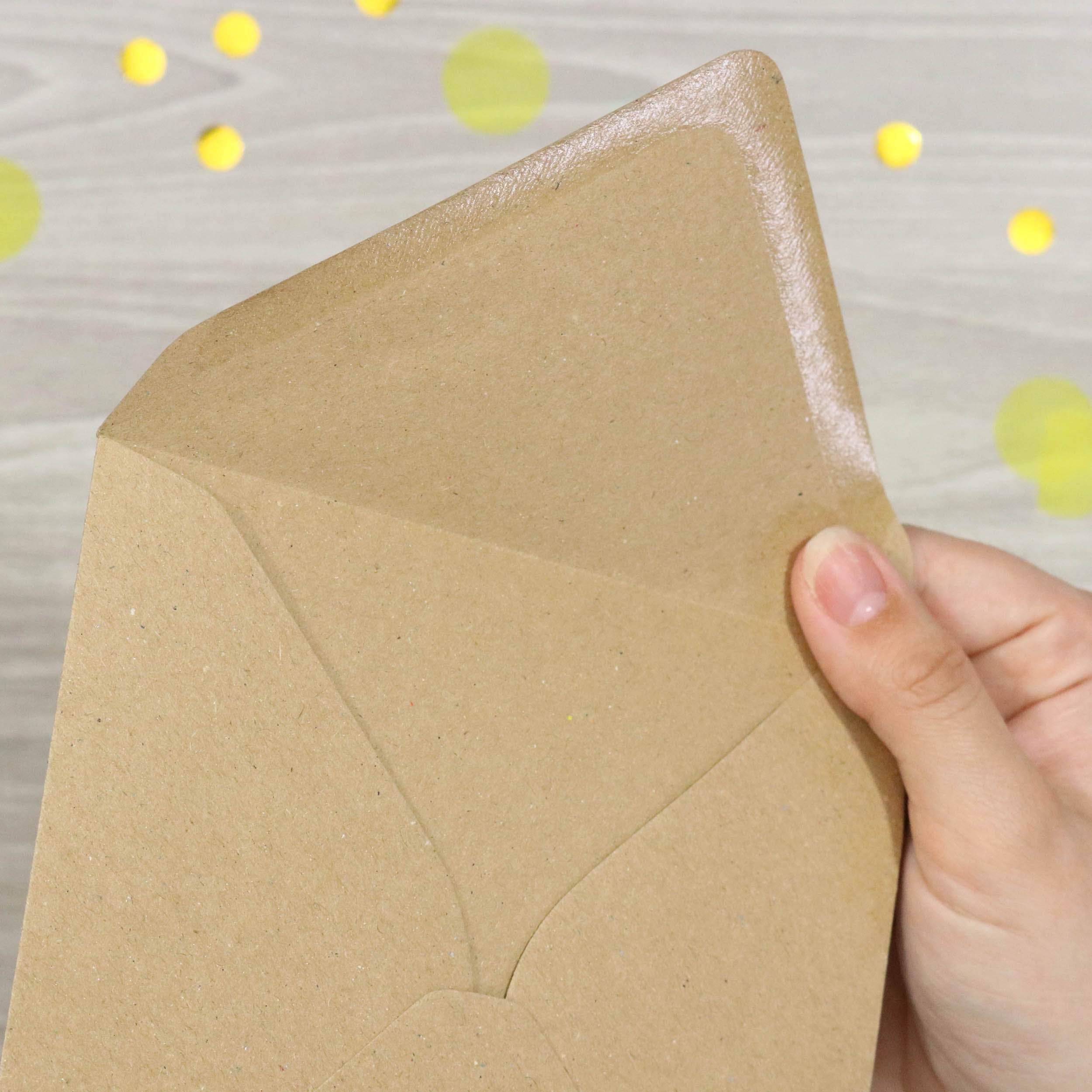 greetings cards and envelopes